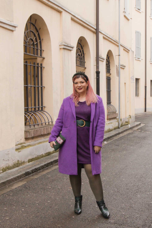 Outfit curvy plus size cucito, realizzazione di un progetto (5)