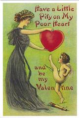 Have a Little Pity - Vintage Valentine's Day - Lantern Press