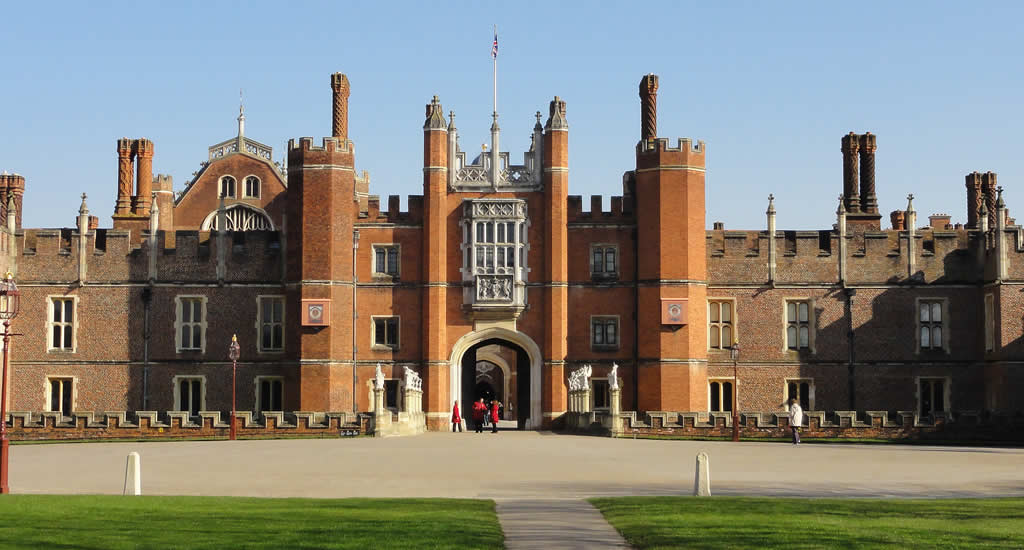 Hampton Court Palace | Mooistestedentrips.nl