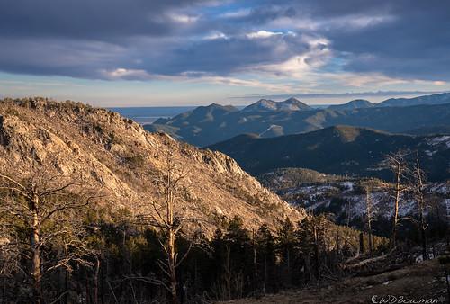 bighornmountain goldhillroad bouldercounty firescars forestfires fourmilecanyonfire flagstafffire