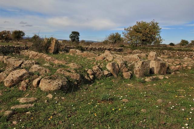 Tomba di Giganti Livrandinu, Norbello