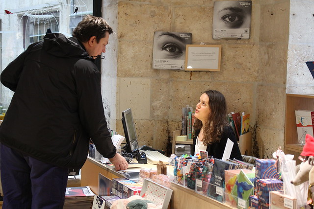 Lilosimages, librairie d'Angoulême