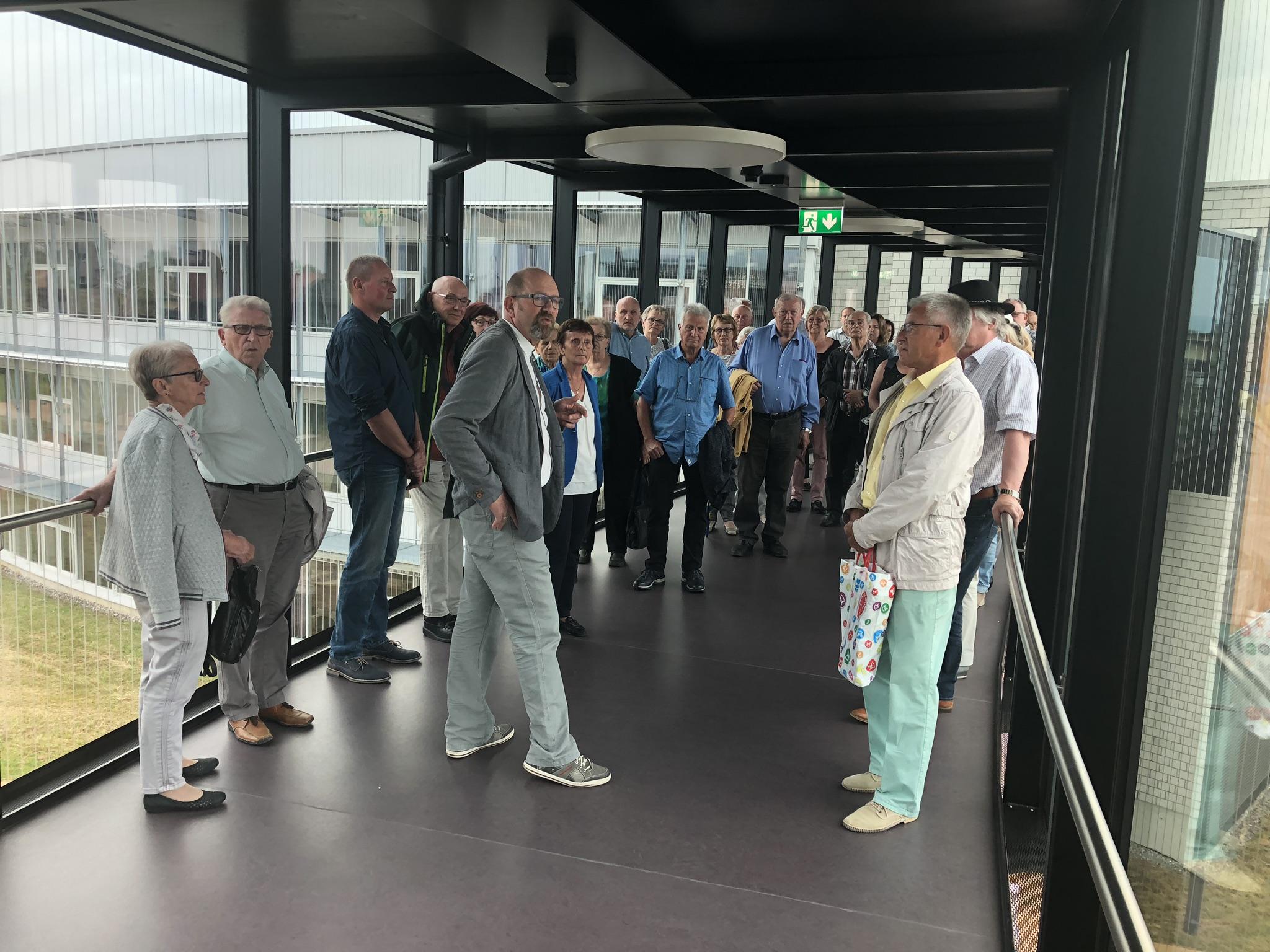 Ehrenmitglieder- Donatoren- Gönner-Ausflug 2019