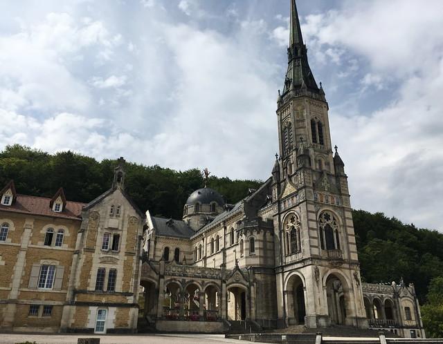 Basilique du Bois Chenu, Domrémy-la-Pucelle - Vosges