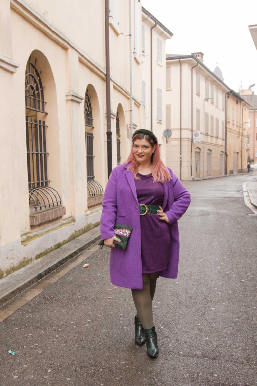Outfit curvy plus size cucito, realizzazione di un progetto (3)
