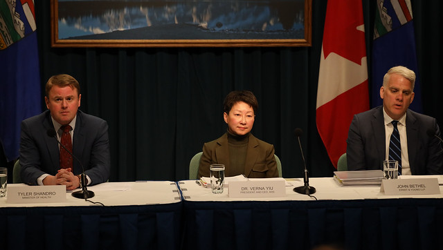 AHS review will direct more funding to patients