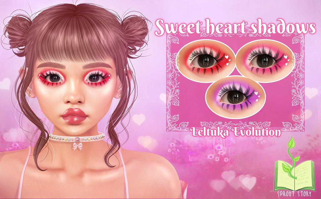 Sprout Story – Sweet Heart Shadows
