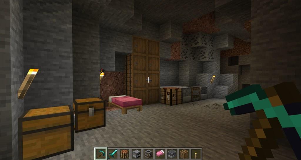 49483586422 07ccc866e4 b - Minecraft Starter-Guide – Ab in die Minen: Stollen graben und Erz abbauen