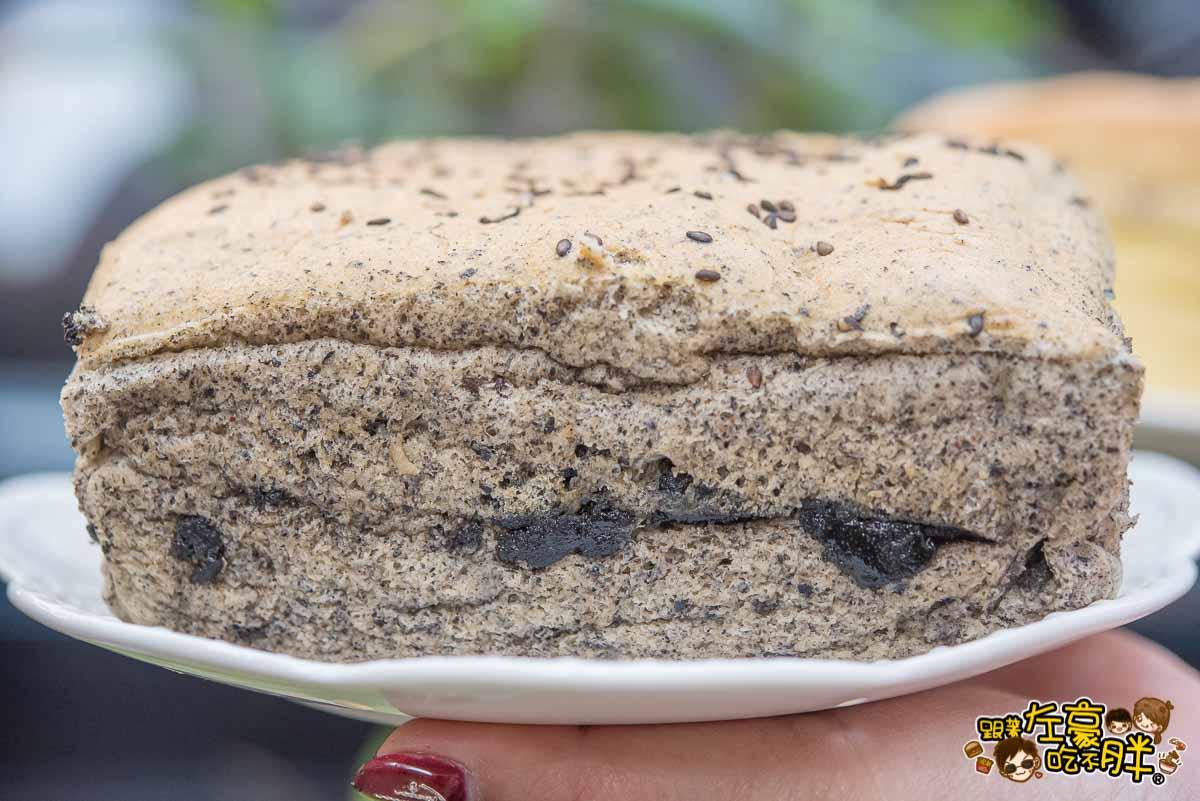 豆逗無油蛋糕舖 高雄美食-17