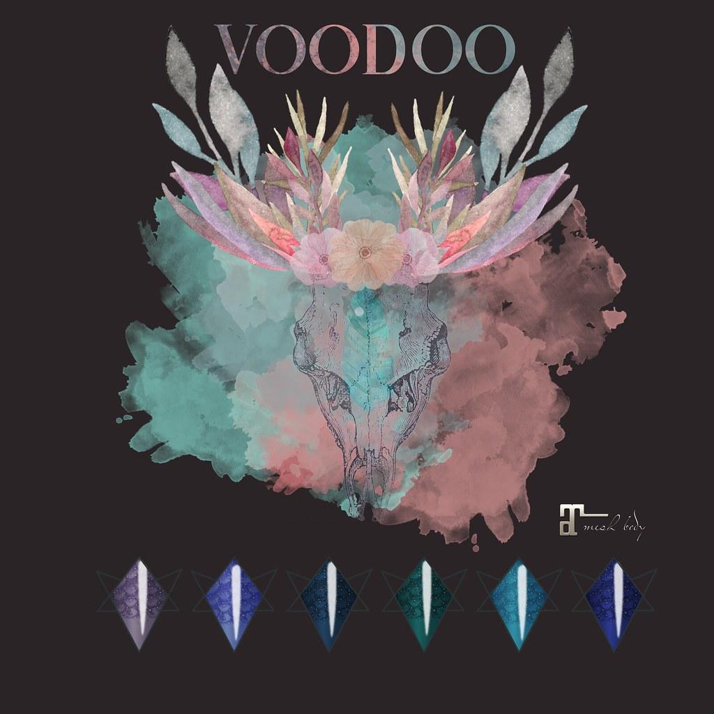 Voodoo – Nail Vendor Siren