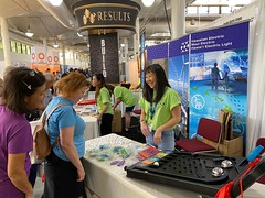Hawaiian Electric at the 2020 Home Building and Remodeling Show — Jan. 25 - 26, 2020: Attendees were happy to play games and win prizes.