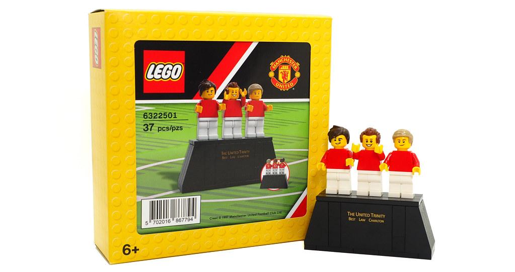 LEGO United Trinity Statue