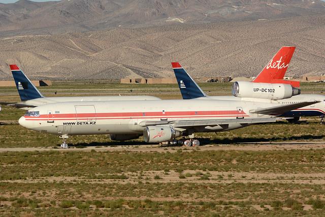 UP-DC102 Douglas DC10-40 KVCV 24-09-15