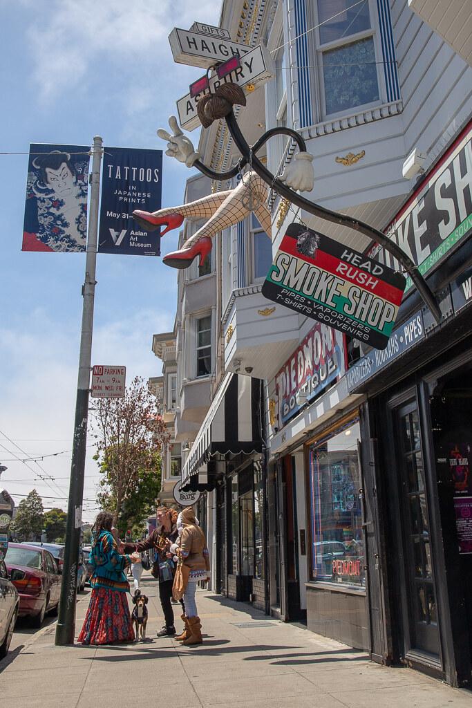 San Francisco Haight-Ashbury