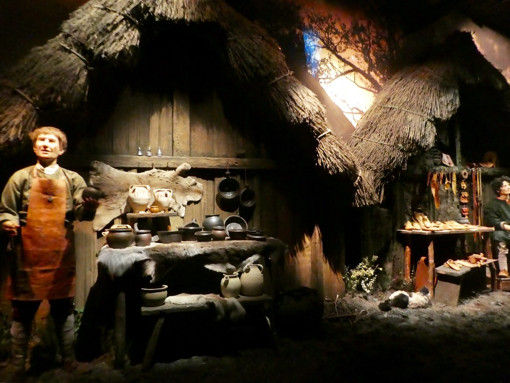 The Jorvik Viking Centre, York