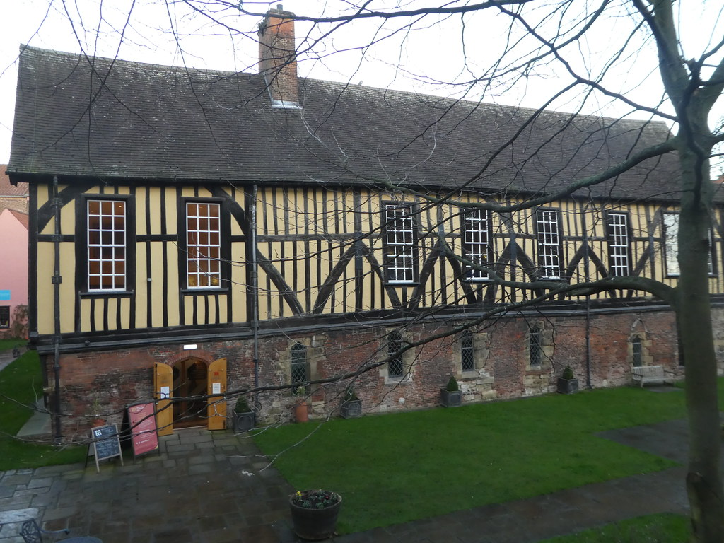 Merchant Adventurers' Hall, York