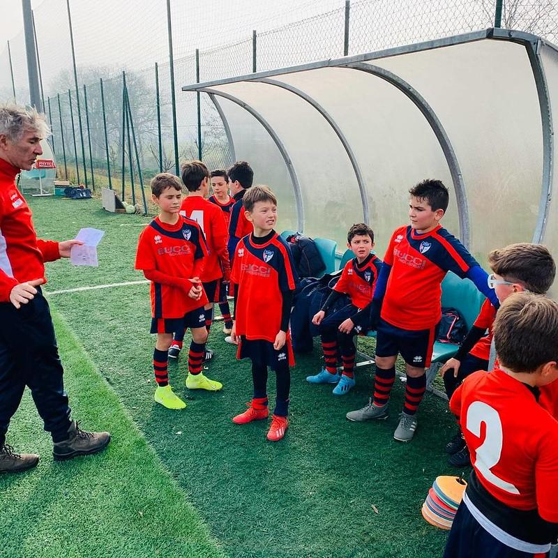 Calcio: Settore giovanile Sparta, tutti i risultati del week end