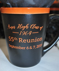 AHS class of 1964 55-year reunion coffee cup
