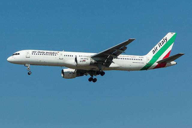 EI-IGC - Air Italy Polska - Boeing 757-230