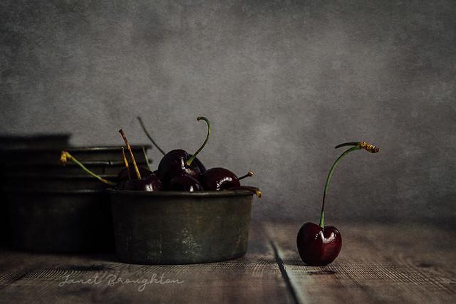 Cherries...