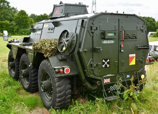 FV603 Saracen Mk. 3