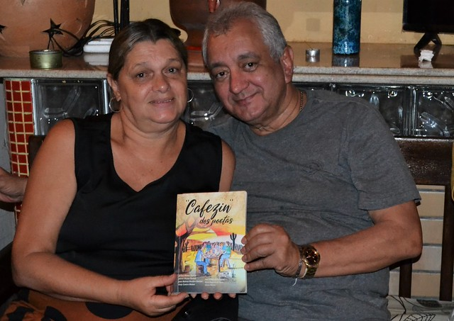 Cafezin dos Poetas - lançamento - Lençóis - parte II