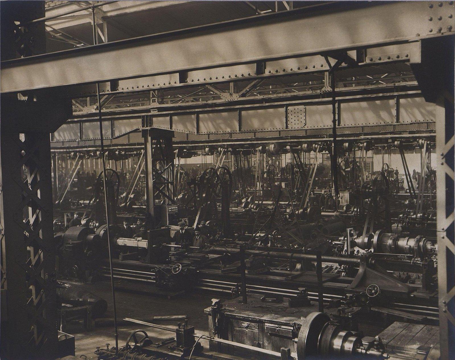 Пушечная мастерская