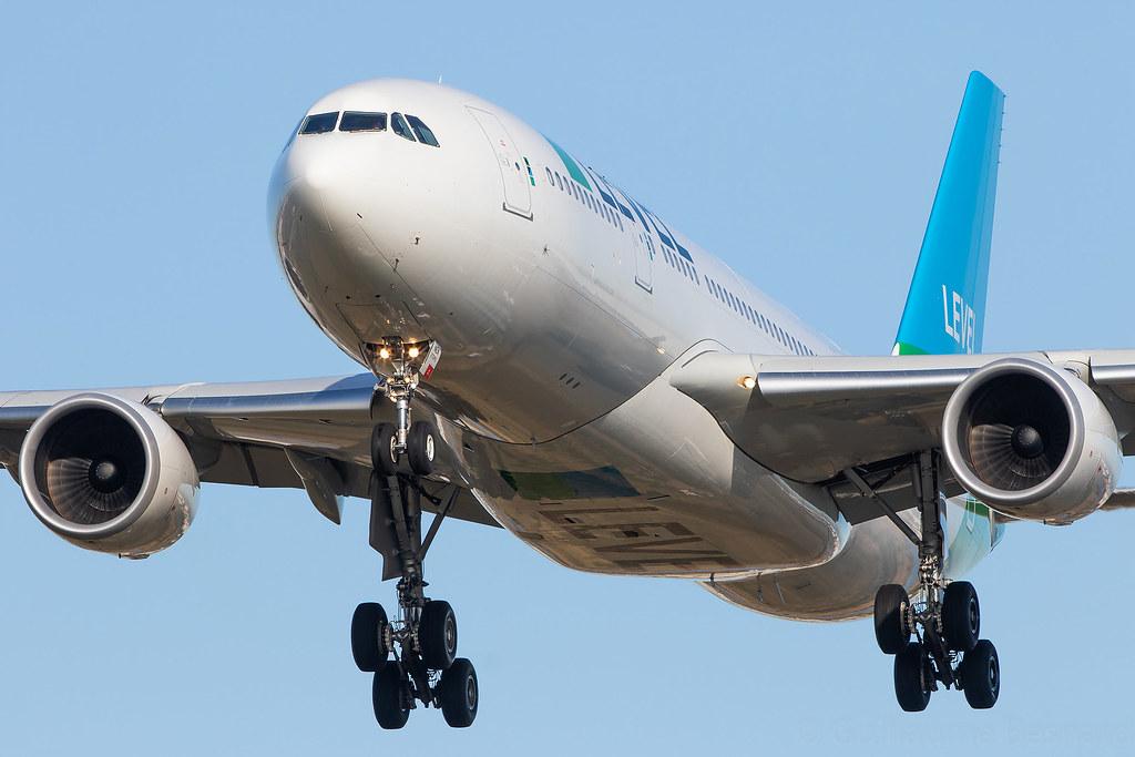 Airbus A330-200 LEVEL EC-NEN MSN 1932