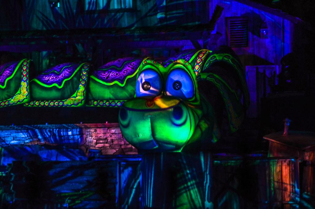 Snake Fantasmic! DL