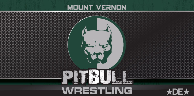 Mount Vernon Pitbull Wrestling Gear