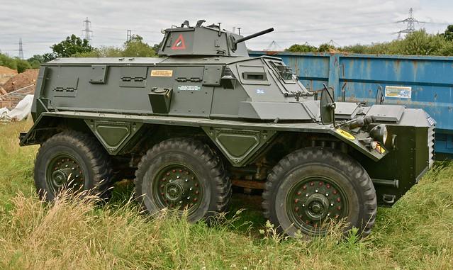 FV603 Saracen Mk. 5