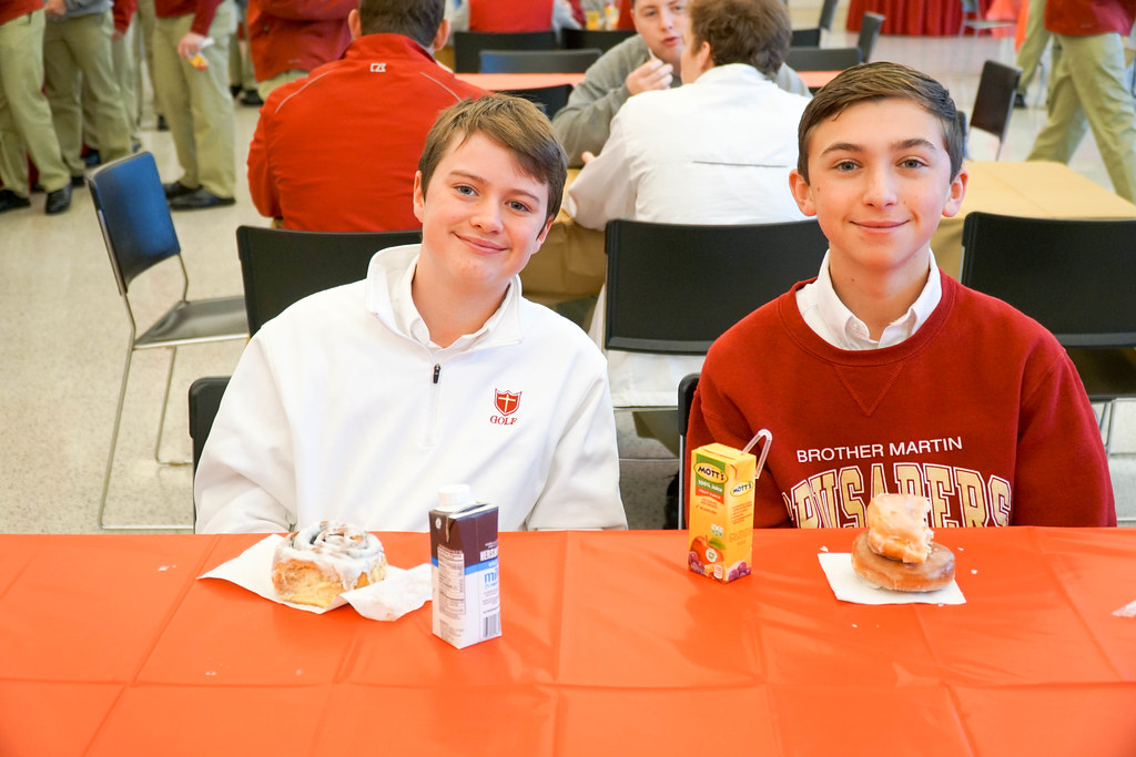 '20 Honor Roll Breakfast and Lunch
