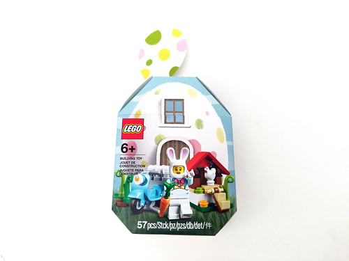 LEGO Iconic Easter Bunny House (853990)