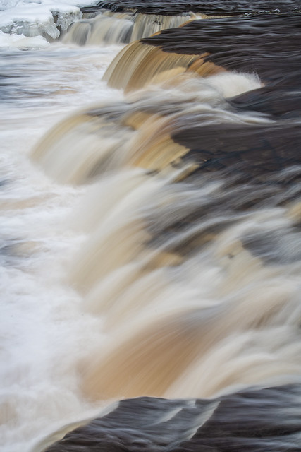 Tahquamenon Falls Detail (Lower)