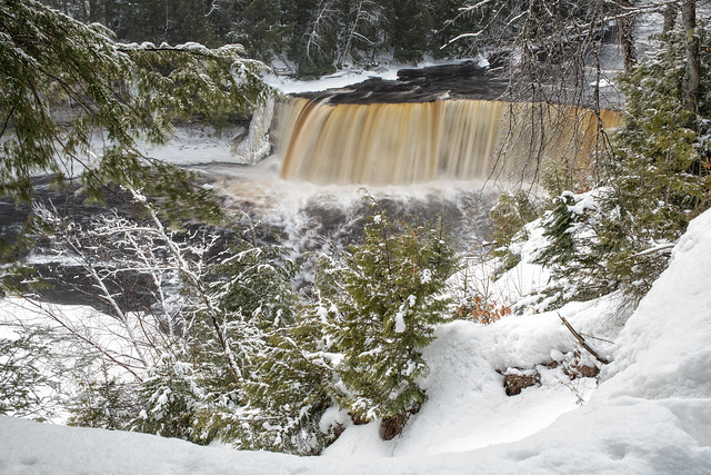 Tahquamenon Falls (Upper)