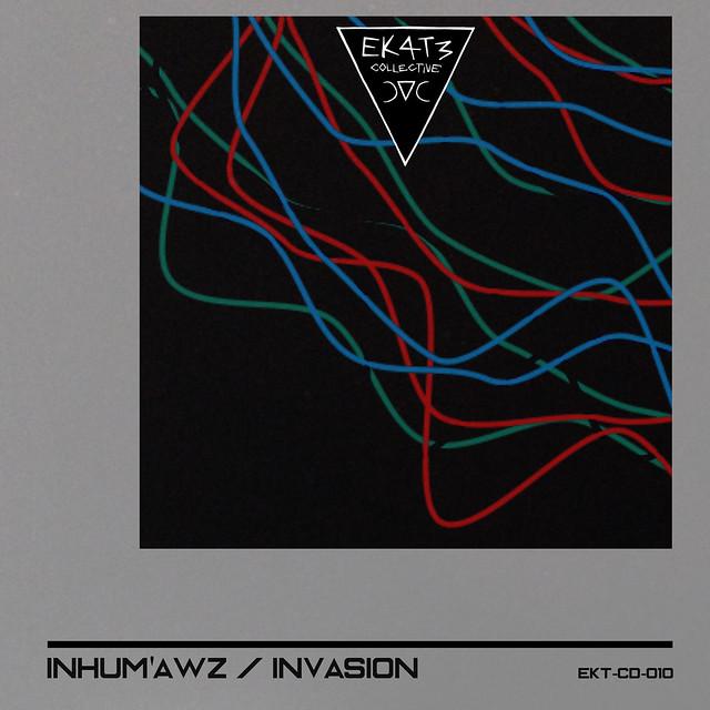 [EKT-CD-010] InhuM'AwZ - InVasion