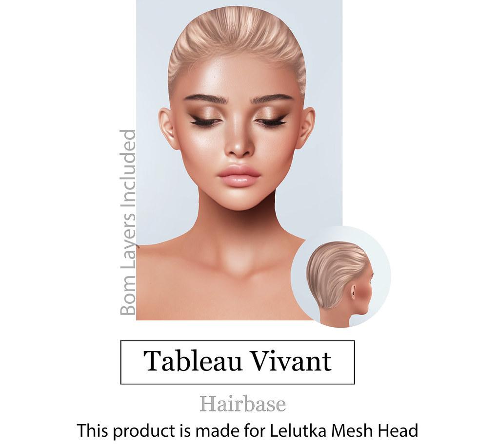 Tableau Vivant  \ LeLutka Hairbase 10