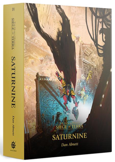 «ЕРЕСЬ ХОРУСА. ОСАДА ТЕРРЫ: Сатурнин» | Horus Heresy: Siege of Terra. Saturnine