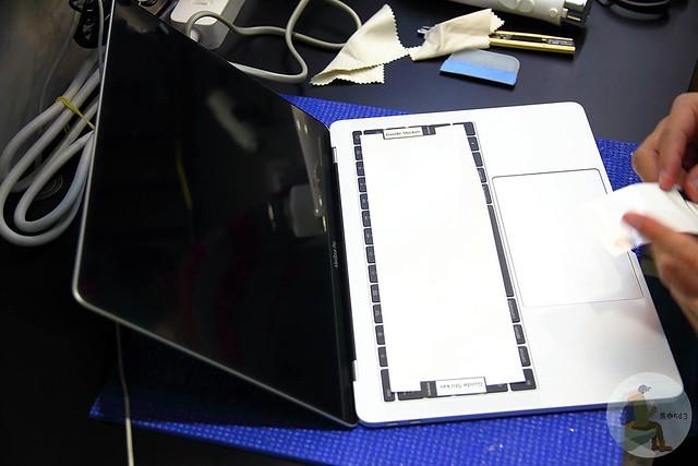 MacBook 全機包膜