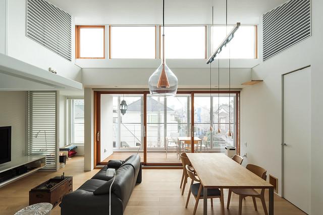 東京都新宿区の家