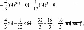 MP Board Class 12th Maths Important Questions Chapter 8 समाकलनों के अनुप्रयोग img 18a