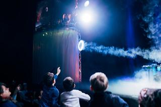 Smoke Rings - Gazillion Bubble Show, Manhattan