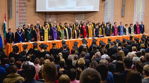 SZTE JGYPK Diplomaátadó ünnepség 2020. 02. 02.