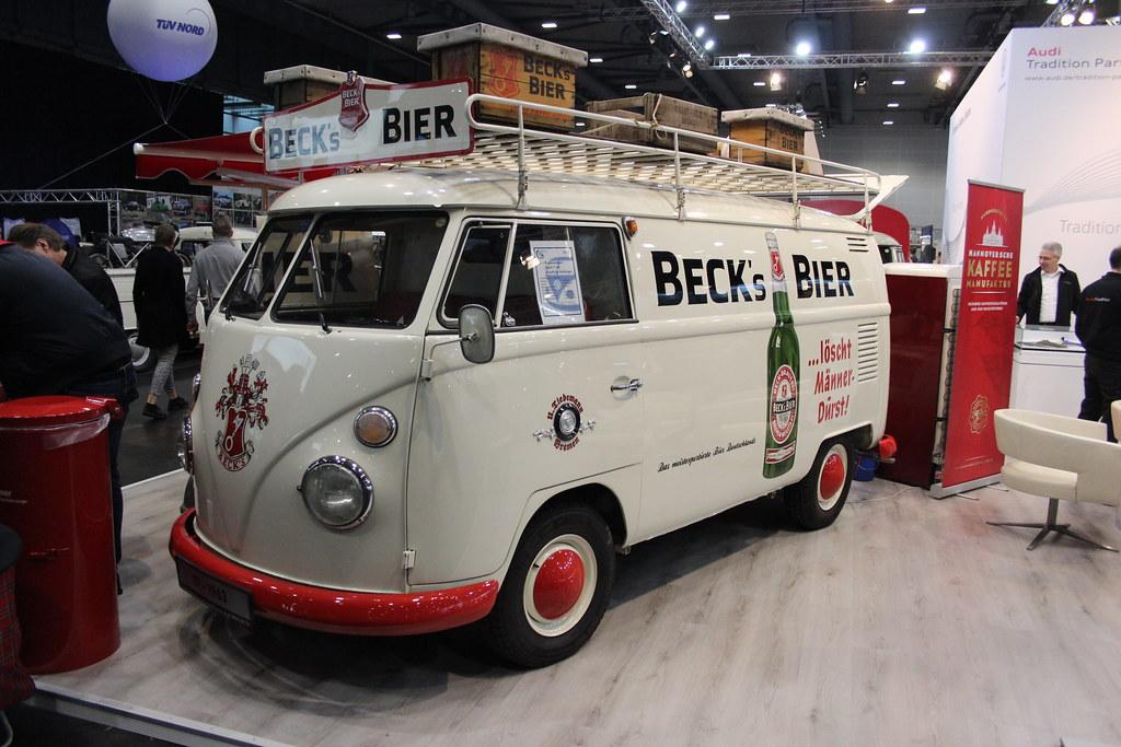 1963 Volkswagen Bulli T1       Bremen Classic Motorshow 01.02.2020