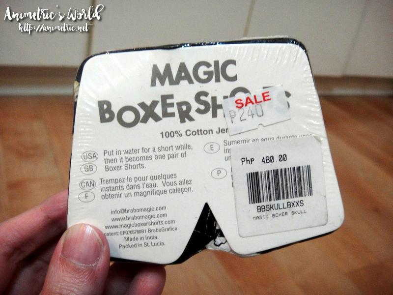 Magic Boxer Shorts