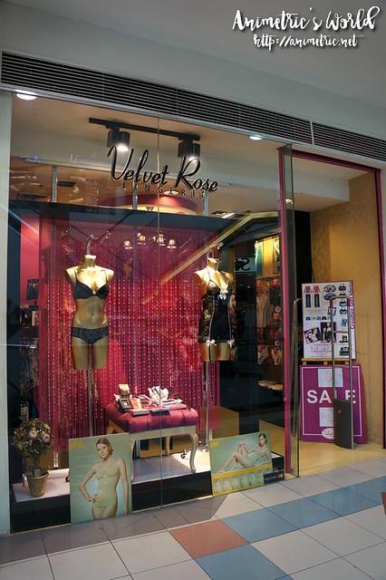 Velvet Rose Lingerie Robinsons Galleria