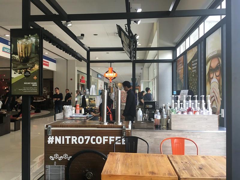 Nitro 7, SM Pasig