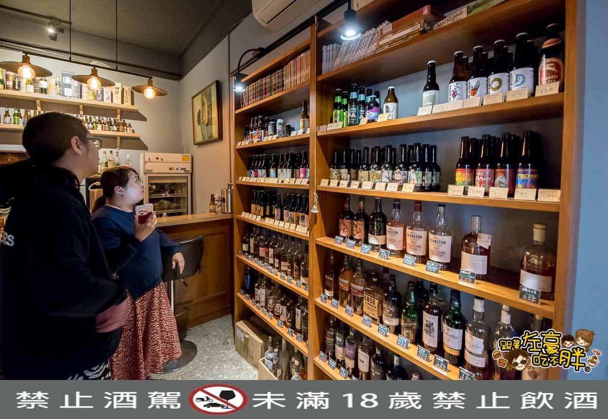 小酌fewdrink 精釀啤酒bar-18 酒標