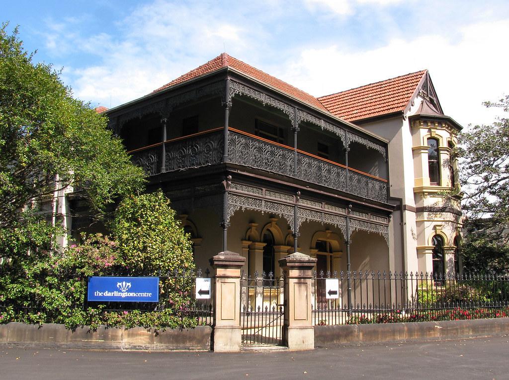 The Darlington Centre, Darlington, Sydney, NSW.