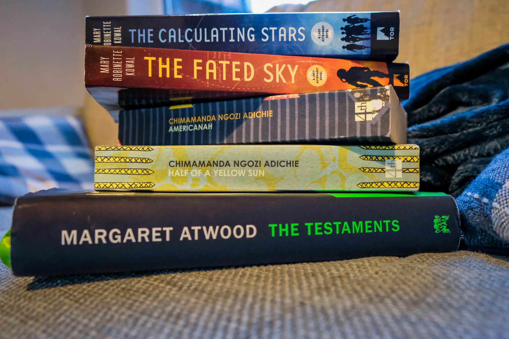Some of my favourite books I read in 2019